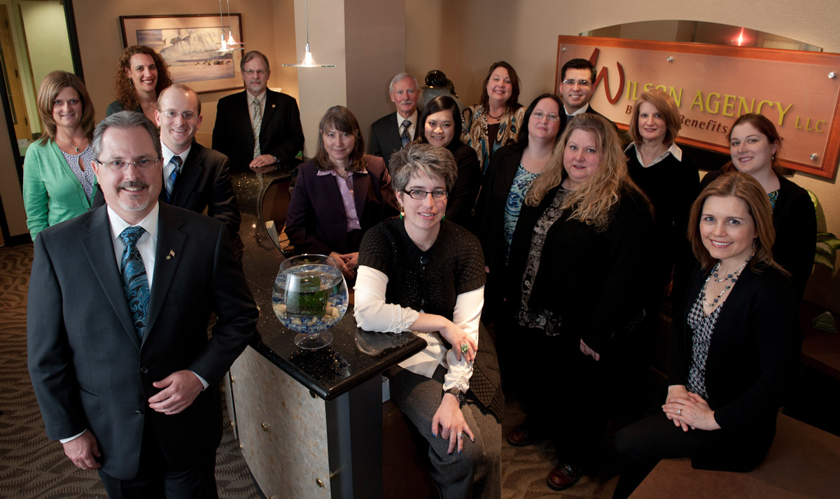 Business Portrait of The Wilson Agency.