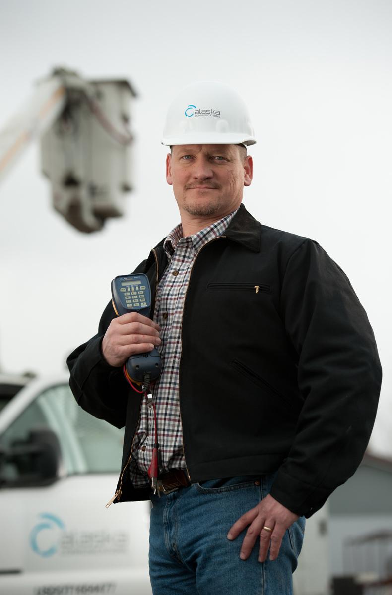 Michael Dinneen Professional Business Portrait for ACS
