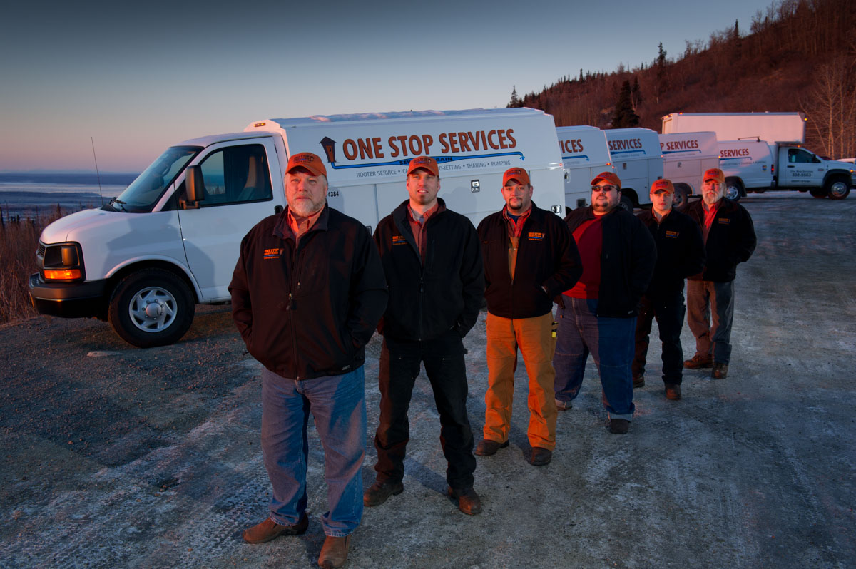 One Stop Service's Business Portrait