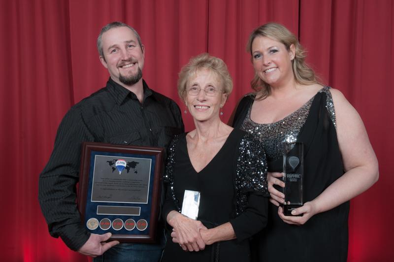 ReMax Annual Awards Banquet award winners.