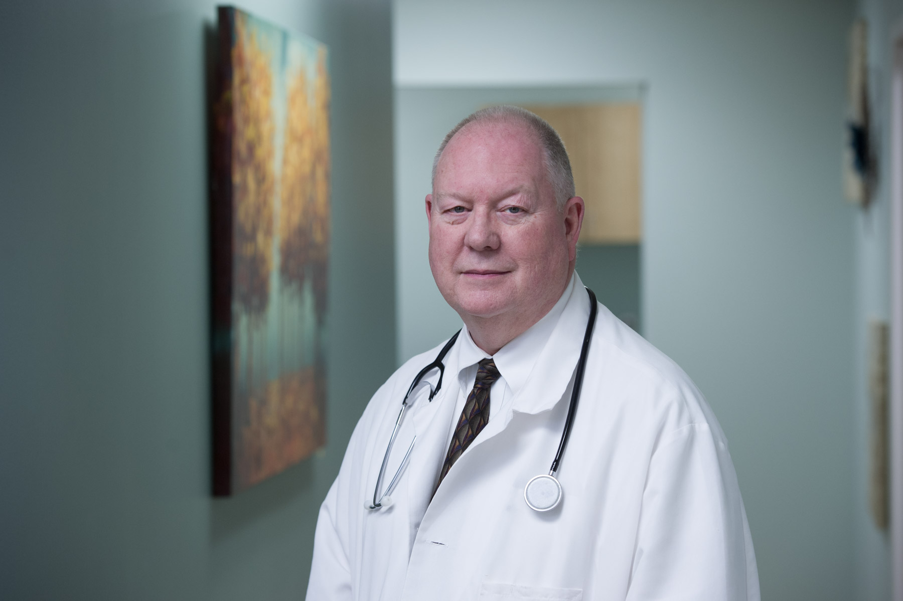 Dr. Dale Trombley of Anchorage Housecall Medicine
