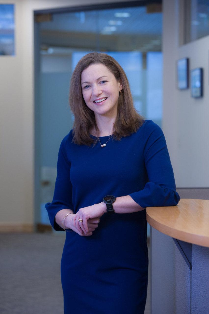 Renee Whitesell of DOWL Engineering