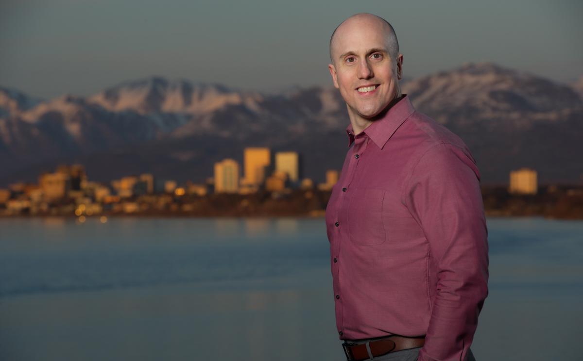 Anchorage real estate agent Jeff Davis