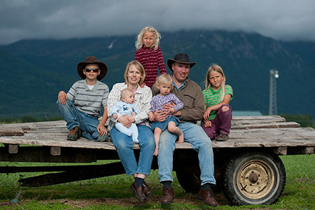 Family Portraits Anchorage Michael Dinneen Photographer