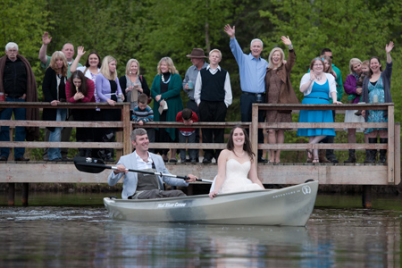 Alaska Destination Wedding Photography by Michael Dinneen of Anchorage