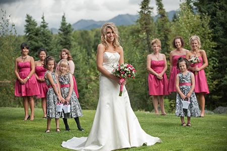 Michael Dinneen Anchorage Wedding Photographer
