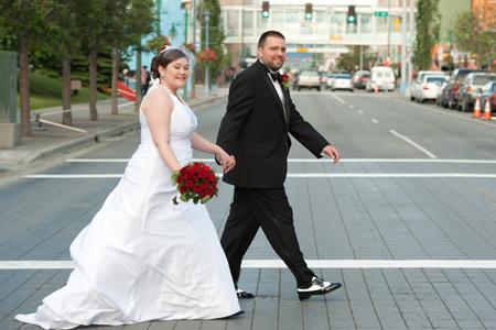 Wedding Photographer in Anchorage Alaska