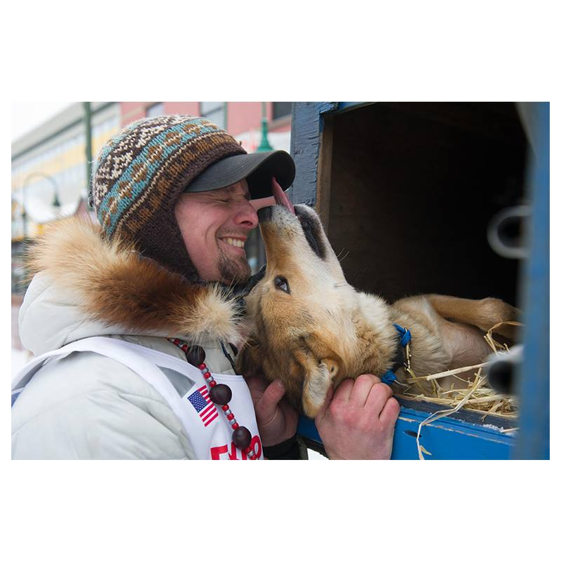 Michael Dinneen AP Photo Iditarod 2018