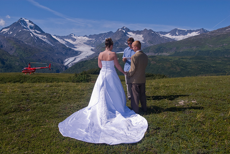 Alaska Elopement and Wedding Photography