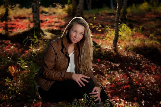 High School Senior Pictures Photography in Anchorage Alaska
